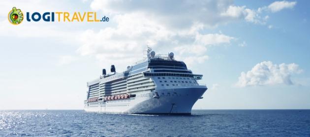 Kreuzfahrten...  4.000 Reiserouten,  475 Schiffe, ...