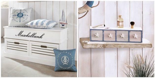 bad m bel maritim verschiedene ideen f r. Black Bedroom Furniture Sets. Home Design Ideas