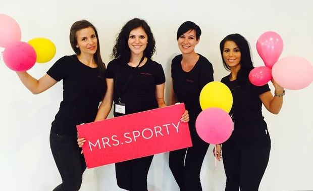 Mach Dich fit! - Mit Mrs.Sporty!
