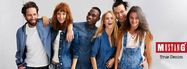 Mustang: True Denim