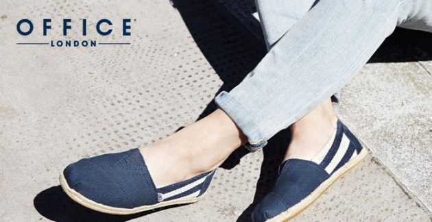 Schuhmode aus der Trendmetropole: Office London
