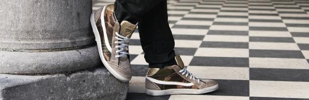 lässige Sneaker für Herren bei Omoda