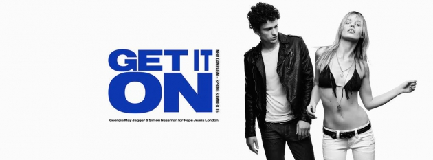 die Get it on Kampagne von Pepe Jeans