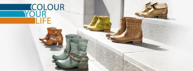 eine riesige Auswahl an Schuhen gibt es bei Roland