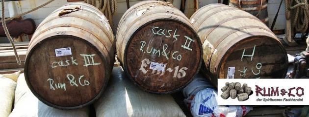 Mehr als 90.000 Kunden kaufen Spirituosen online bei Rum & Co