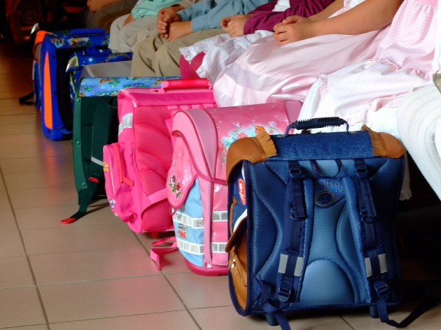 Hochwertige Schultaschen für stolze Schulanfänger