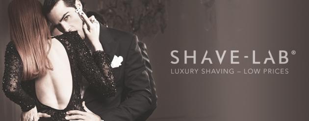 Luxus-Rasierer von Shave-Lab