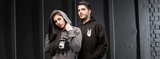 personalisierte Hoodys von Shirtcity