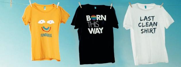 T-Shirts mit Deinem Design von Spreadshirt
