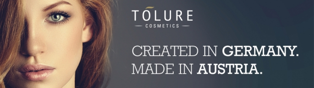 Tolure - Created in Germany, made in Austria.