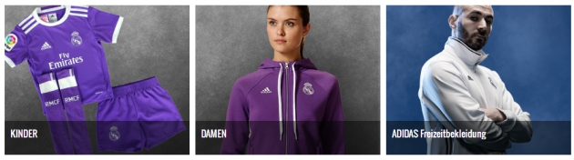 Real Madrid Store bei Couponster.de