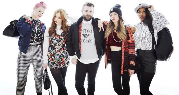 Mode für Trendsetter von Urban Outfitters