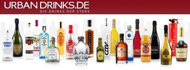 Urban Drinks - Die Drinks der Stars