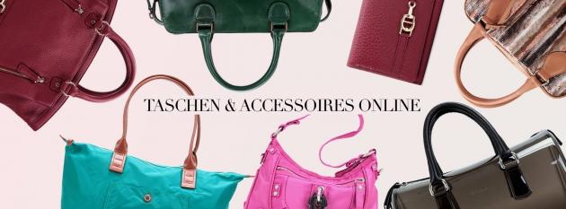 Taschen & Accessoires online bei Wardow