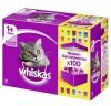 Mehr als 50% Rabatt auf die Whiskas Riesen Genießer Box