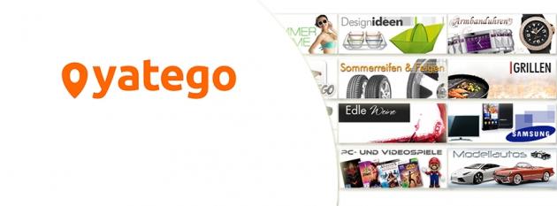 Deine Shopping-Plattform Yatego