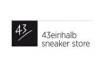 Shop 43einhalb Sneaker Store