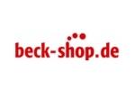 Gutscheine für beck-shop
