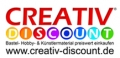 Gutscheine für Creativ Discount