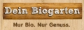 Shop deinBiogarten