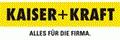Gutscheine von Kaiser+Kraft
