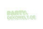 Screenshot von Party-Dekowelt