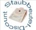 Gutscheine für Staubbeutel-Discount