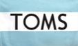 Gutscheine von TOMS
