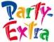 Gutscheine für Party-Extra