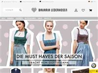 Screenshot von bavaria lederhosen
