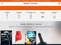 Screenshot von The Perfect Shave