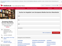 Screenshot von English Book Service
