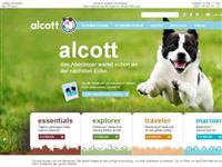 Screenshot von Alcott
