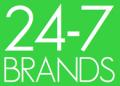 Screenshot von 24-7 Brands
