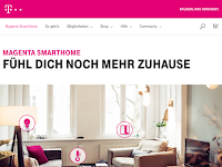 Screenshot von Telekom Smart Home