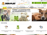 Screenshot von Dog-Play