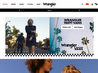 Screenshot von Wrangler