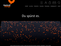 Screenshot von Blackroll Orange