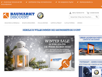 Screenshot von Baumarkt Discount