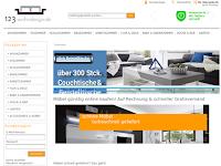 Screenshot von 123wohndesign.de