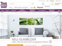 Screenshot von yourdecoshop