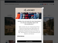 Screenshot von Jockey