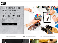 Screenshot von Design Italian Shoes