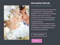 Screenshot von Hochzeits-Zeit