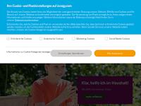 Screenshot von RWE Smarthome