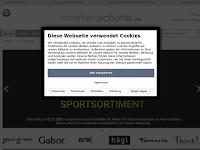 Screenshot von Markenschuhe.de
