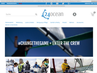 Screenshot von 24ocean