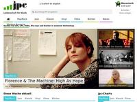 Screenshot von jpc.de