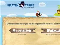 Screenshot von Piratentarife