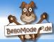 Screenshot von BelloMode.de